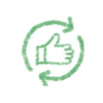 Loomly brand success platform automated publishing feature icon