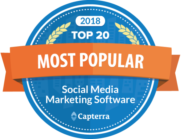 Loomly brand success platform capterra top 20 most popular social media marketing software